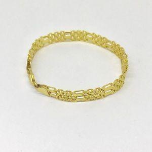 Jewelry - Italian 10 kt yellow gold bracelet